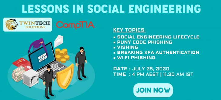 social engineering webinar