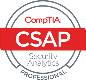 CompTIA Security Analytics Professional (Security+ / CySA+)
