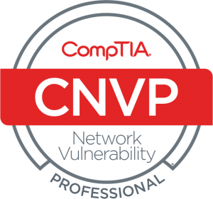 CompTIA Network Vulnerability Assessment Professional (Security+ / PenTest+)