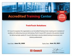 ecccouncil authorised training center
